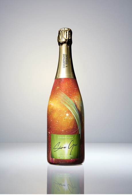 SHINE GOD BLANC DE BLANCS – BRUT NATURE
